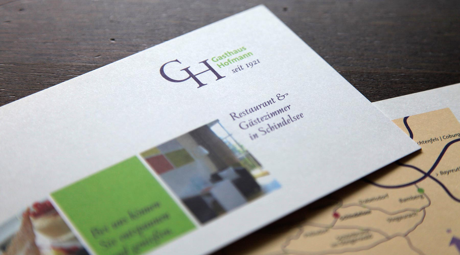 Gasthaus Hofmann Foto Flyer