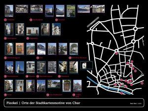 Pizokel Stadtplan